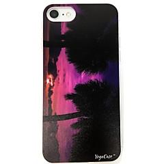 Назначение iPhone X iPhone 8 Чехлы панели С узором Задняя крышка Кейс для Пейзаж Мягкий Термопластик для Apple iPhone X iPhone 8 Plus