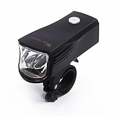 halpa Pyöräilyvalot-LED-valo Pyörän hehku valot Polkupyörän etuvalo turvavalot Valaistus LED LED Pyöräily Kannettava Ammattilais Säädettävä Vedenkestävä LED