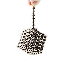 Magnetiske leker Supersterke neodyme magneter Magnetisk blokk Magnetiske kuler Stresslindrende leker Deler 13mm Leketøy Magnetisk GDS