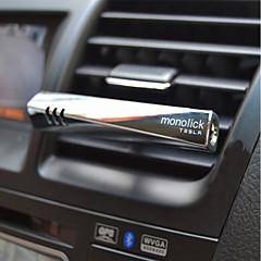 preiswerte Air Refresheners-Luftreininiger fürs Auto Normal Auto Parfüm Metal Entfernen Sie ungewöhnlichen Geruch / Aromatische Funktion