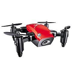 Drón S9 4CH 6 Tengelyes A 0.3MP HD kamera Magasságtartás WIFI FPV Egygombos Visszaállítás Auto-Felszállás A Real-Time Filmanyag Lebeg RC