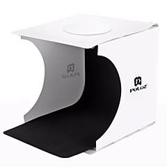 led 패널 접는 휴대용 조명 상자 사진 조명 스튜디오 슈팅 멘 트 상자 키트 emart 확산 스튜디오 softbox 라이트 박스