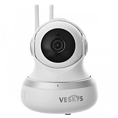 cheap Alarms &  Security-VESKYS® 1080P HD 2.0MP Wifi Security Surveillance IP Camera/Cloud Storage/Two Way Audio/Remote Monitor/Night Vision
