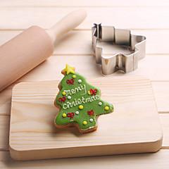 お買い得  ベイキング用品&ガジェット-Cookieツール クリスマス 飛行機 サンタスーツ アニマル 漫画の形 サンドイッチのための キャンディのための チーズのための パイ クッキー パン ステンレス鋼 子供 サンクスギビング バレンタイン・デー 新年 イースター 誕生日 ウェディング クリスマス