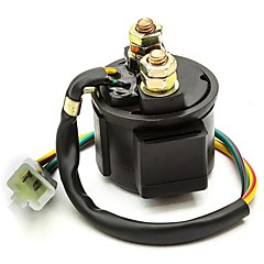 cheap Auto Parts-12V Starter Solenoid Relay For 70cc 90cc 110cc 125 Honda Dirt Pit Bike ATV Scooter Motorcycle