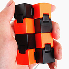 مكعب لانهائي فيدجيت تويس مكعبات سحرية ألعاب تربوية ألعاب العلوم و الاكتشاف مخفف الضغط ألعاب مربع بدعة 3D بلاستيك قطع للأطفال للبالغين هدية