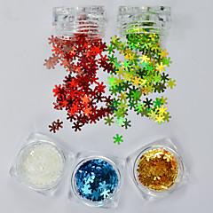 저렴한 -5 미술 장식 네일 라인 석 진주 메이크업 화장품 아트 디자인 네일