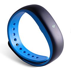 tanie Inteligentne zegarki-Inteligentna bransoletka Rejestr ćwiczeń Pulsometr InformacjeMonitor nastroju Monitor aktywności fizycznej Czasomierz siedzący