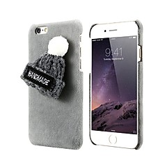 Недорогие Кейсы для iPhone 7 Plus-Кейс для Назначение Apple iPhone 8 iPhone 8 Plus Защита от пыли Кейс на заднюю панель Рождество Твердый пластик для iPhone 8 Pluss iPhone
