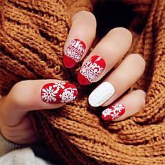 네일 팁 거짓 손톱 아트 살롱 디자인 네일 메이크업 화장품