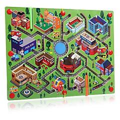 Alivia el Estrés Cubos Mágicos Juguete Educativo Laberintos y Juegos de Lógica Laberinto Juegos de paternidad Juguetes Redondo Rectangular