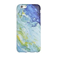 Назначение iPhone 7 iPhone 7 Plus Чехлы панели Ультратонкий С узором Задняя крышка Кейс для Пейзаж Мягкий Термопластик для Apple iPhone 7