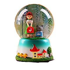 Labdák Zenedoboz Light Up Játékok Játékok Kör Rajzfilmfigura 1 Darabok Nincs megadva Születésnap Valentin nap Ajándék