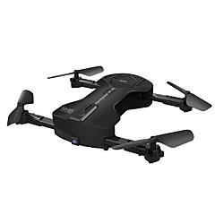 billige Quadrokopter-RC Drone SHR/C SH6 4 Kanaler 6 Akse 2.4G Med HD-kamera 720P Fjernstyret quadcopter FPV En Knap Til Returflyvning Hovedløs Modus 360