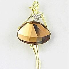 Γυναικεία Καρφίτσες απομίμηση διαμαντιών Λατρευτός Εξατομικευόμενο Στρας Κράμα Κοσμήματα Για Πάρτι Καθημερινά