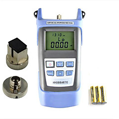FTTH Fiber Optical Power Meter DXP-40D Fiber Optical Cable Tester -70dBm10dBm SC/FC Connector