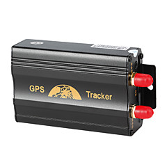 voordelige Alarmsystemen-GPS-tracker Auto Anti Theft SOS Trillingsalarm Over Speed ​​Alarm Main Power Off Alarm Geo Hek Alarm Locatie Record GPRS Gsm
