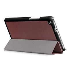 halpa Tablettikotelot-Etui Käyttötarkoitus Huawei Suojakuori tabletti Kotelot Yhtenäinen Kova PU-nahka varten