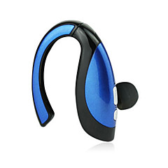 cheap Headsets & Headphones-X16 Ear Hook Wireless Headphones Dynamic Aluminum Alloy Mobile Phone Earphone Mini Noise-isolating with Microphone with Volume Control