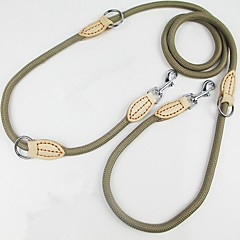 Leashes Portable Solid Nylon