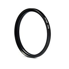 sony canon dslrカメラ用58mm mc uv紫外線フィルタープロテクター - 黒
