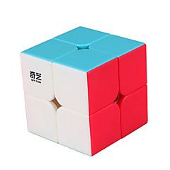 billige Magisk IQ Terning-Rubiks terning QI YI QIDI S 162 2*2*2 Let Glidende Speedcube Magiske terninger Puslespil Terning Glat klistermærke Kvadrat Gave Unisex