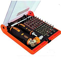 abordables Accesorios de Red-destornillador de trinquete del hogar multitool conjunto herramienta de reparación de teléfono móvil&ordenador