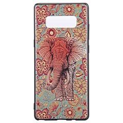 Etui Til Note 8 Mønster Bagcover Elefant Blødt TPU for Note 8 Note 5 Edge Note 5 Note 4 Note 3 Lite Note 3 Note 2 Note Edge Note