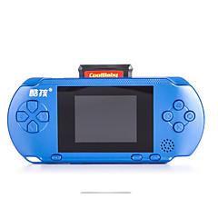 お買い得  ゲーム機-ハンドヘルドゲームコンソール8ビット3.0インチのカラースクリーン内蔵子供用の400種類のゲーム大画面ポータブルゲームコンソール
