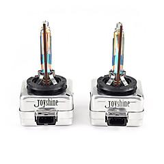 Недорогие Автомобильные фары-joyshine 2pcs D8S / C Автомобиль Лампы 35W COB 3200lm Налобный фонарь