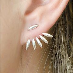 Χαμηλού Κόστους Γυναικεία κοσμήματα-Γυναικεία Κουμπωτά Σκουλαρίκια Κρίκοι Εξατομικευόμενο Μοντέρνα Κράμα Κρεμαστό Κοσμήματα Σκηνή Κλαμπ Κοστούμια Κοσμήματα
