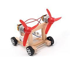billiga Barn pussel-Leksaker Vetenskaps- och uppfinnarleksaker Utbildningsleksak Skola Handgjord Barn Trä Skola/Examen Vänner DIY Nyår 6 år och uppåt 8 till