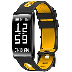 voordelige Smartwatches-Smart Armband Verbrande calorieën Stappentellers Logboek Oefeningen Afstandsmeting Bloeddrukmeting Informatie Camerabediening