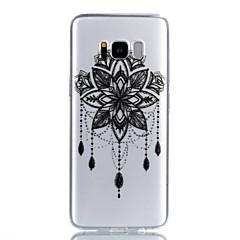 tanie Galaxy S6 Etui / Pokrowce-Kılıf Na Samsung Galaxy S8 Plus S8 Przezroczyste Wzór Etui na tył Łapacz snów Miękkie TPU na S8 S8 Plus S7 edge S7 S6