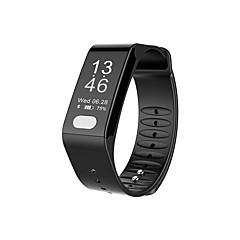 halpa Älykellot-Smart rannerengas iOS / Android Sykemittari / Vedenkestävä / Poltetut kalorit Askelmittari / Activity Tracker / Sleep Tracker