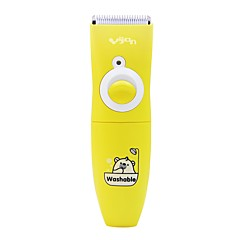yijan 전문 미니 아기 어린이 키 깎기 트리머 전기 미용 도구