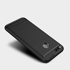Недорогие Чехлы и кейсы для Xiaomi-Кейс для Назначение Xiaomi Redmi Note 4X / Mi 5X Матовое Кейс на заднюю панель Однотонный Мягкий ТПУ для Xiaomi Redmi Note 4X / Xiaomi Redmi Note 4 / Xiaomi Redmi Note 3 / Xiaomi Redmi 4a