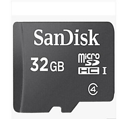 お買い得  メモリカード-SanDisk 32GB メモリカード メモリカード CLASS4 4   32