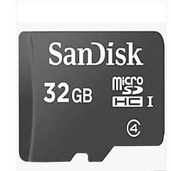 abordables Tarjeta SD-SanDisk 32GB Tarjeta de memoria tarjeta de memoria class4 4   32