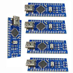 voordelige Modules-Nano v3.0 atmega328p verbeteren controller boards voor arduino (5 stuks)