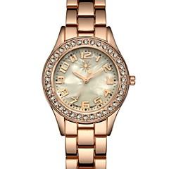 cheap Watch Deals-Women's Quartz Wrist Watch Bracelet Watch Sport Watch Chinese Chronograph Water Resistant / Water Proof Stainless Steel Band Casual