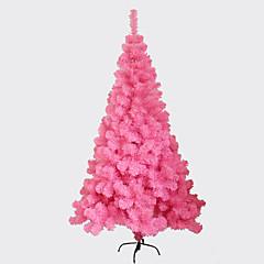 rózsaszín karácsonyfa karácsonyfa rózsaszín 120cm karácsonyi dekoráció kellékek