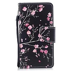 voordelige Hoesjes / covers voor Huawei-hoesje Voor Huawei P9 Huawei P9 Lite Huawei Huawei P8 Lite P8 Lite (2017) P10 Lite Kaarthouder Portemonnee met standaard Flip Patroon