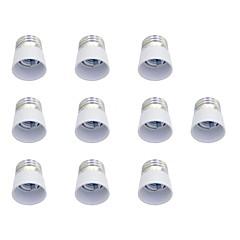 olcso LED-es kiegészítők-10pcs E27 - E14 E14 Fényforrás Egyszerű
