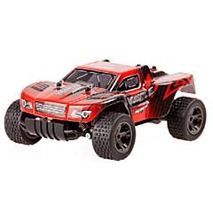 olcso RC autók-RC Car 2812B Nagy sebesség 4WD Drift Car Homokfutó SUV Versenyautó 1:20 * KM / H Távirányító Újratölthető Elektromos