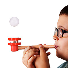 Spielzeuge Flötendes Ballspiel Spielzeuge Sphäre Holz Familie 1 Stücke Geschenk