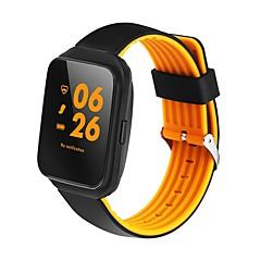 yy kolorowy ekran dotykowy bluetooth smart watch z40 bt call i muzyka zegarek budzik krokomierz hr i br smartwatch