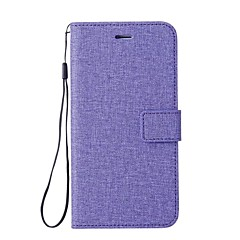 olcso Huawei tokok-Case Kompatibilitás Huawei Y7 Prime(Enjoy 7 Plus) Y6 II / Honor Holly 3 Y5 III(Y5 2017) Y5 II / Honor 5 Y3 II Y3 (2017) Kártyatartó