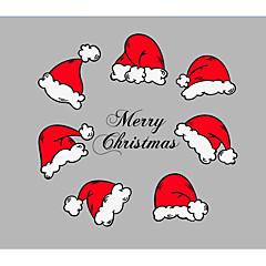 Navidad Palabras y Frases Romance Pegatinas de pared Calcomanías de Aviones para Pared Calcomanías 3D para Pared Calcomanías Decorativas