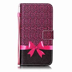 Недорогие Кейсы для iPhone 7-Кейс для Назначение iPhone 7 Plus IPhone 7 Apple iPhone 8 Plus iPhone 7 Plus Бумажник для карт Кошелек со стендом Флип Магнитный С узором